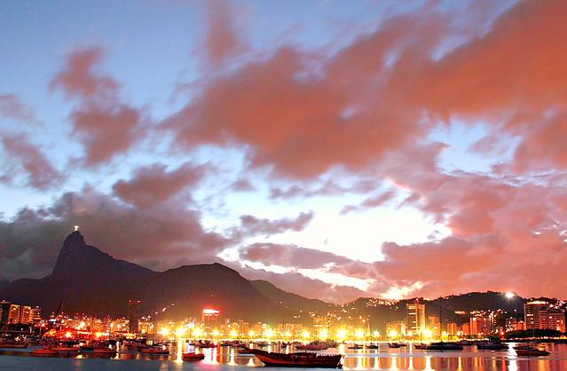 Cristo Redentor 80 anos - Corcovado Rio de Janeiro