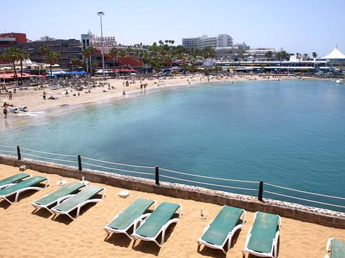 Playa Pinta, Puerto Colon, Tenerife