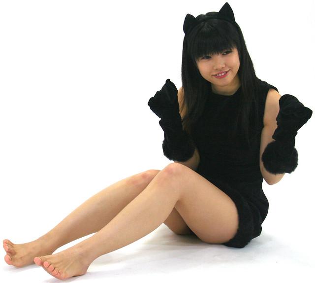 Small Asian Feet - Tranny Body Perfect
