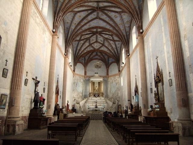 Ex Convento Agustino Siglo XVI y Parroquia de todos los Santos (Zempoala) Estado de Hidalgo,México