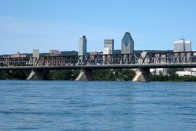 Montréal: Pont Victoria