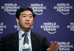 David Li Daokui - Annual Meeting of the New Champions Dalian 2009
