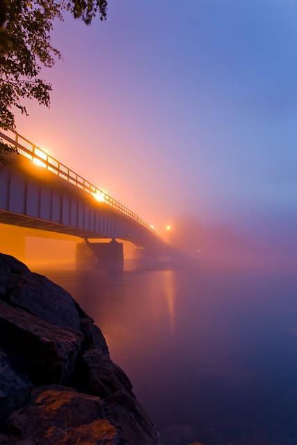 Kivenlahti bridge