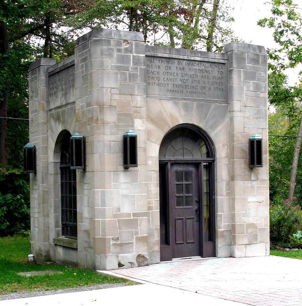 Indiana Dunes State Park original Gate House