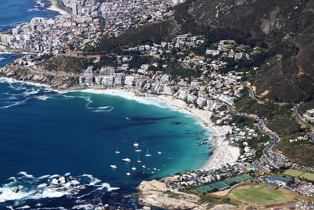 Helicopter Tour Cape Town South Africa