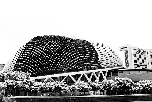 Esplanade Concert Hall, Singapore