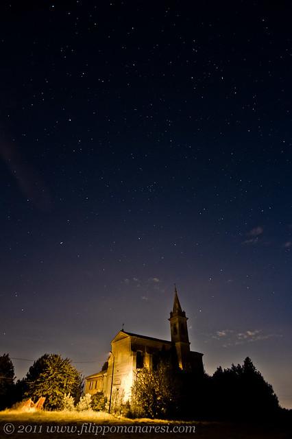 Notte stellata flickr photo sharing for La notte stellata