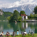 bikers at Bled - Slovenia
