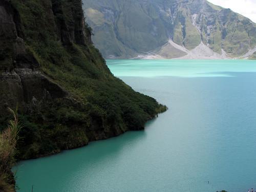 nature trekking trek volcano philippines adventure crater mtpinatubo tarlac zambales capas itrek cnetralluzon