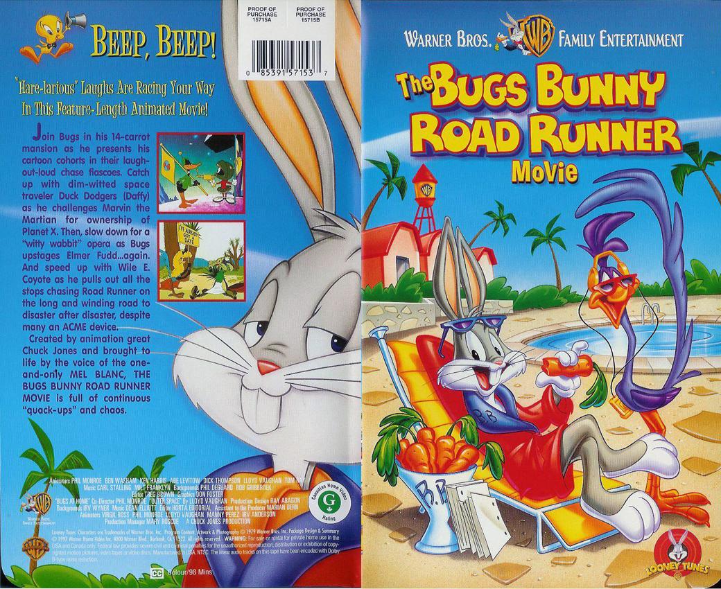 the bugs bunnyroad runner movie