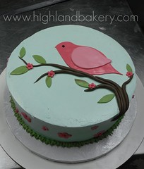 Little Bird Cake