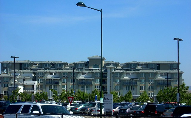 Transit oriented development near Dublin/Pleasanton BART station