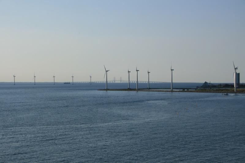 A Danish wind farm