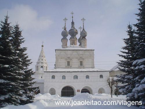 Yuryev-Polskiy, Russia