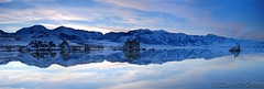 Mono Lake Reflection and Panorama, California