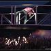 U2: Bono climbing the Bridge by t.klick