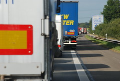 German traffic