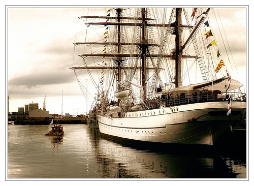 belfast northernireland tallships