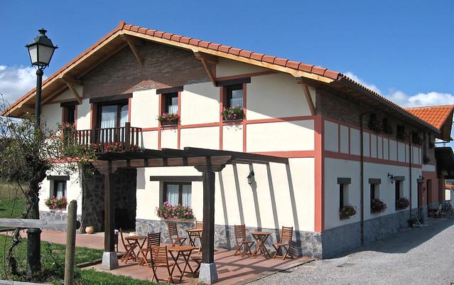 Caser o merrutxu casa rural merutxu est situada en el - Casa rural mundaka ...
