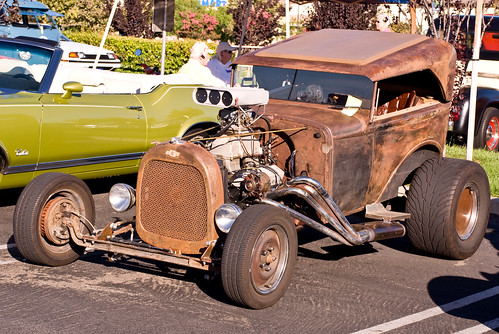 chevy rat rod
