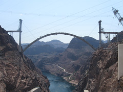 Hoover Dam Bypass Bridge - 06