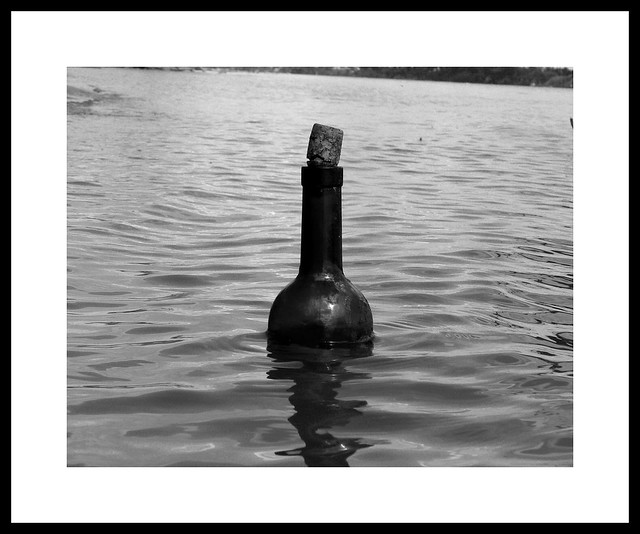 Message in a bottle from Flickr via Wylio