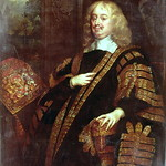 Edward Hyde, 1st Earl of Clarendon, maternal grandfather of Queen Mary II and Queen Anne