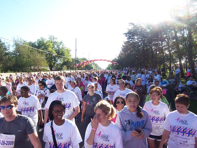 a look back @ the starting line