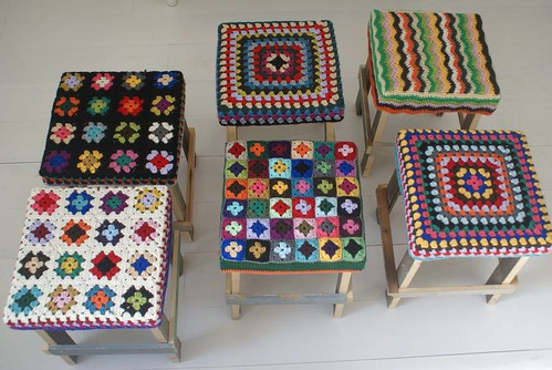 ...in love with wood &wool stool...