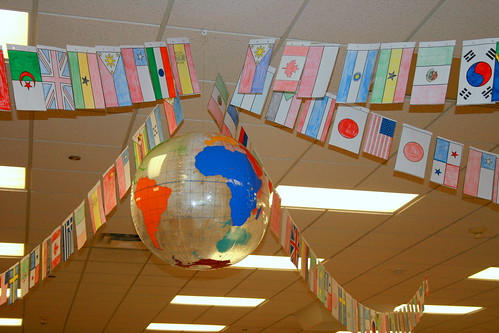 Multicultural Classroom Decor : Bunches and bits blame it on the book fair