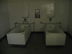 floor, room, bathtub, plumbing fixture, bathroom,