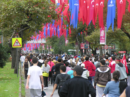 MARATHON TURKEY
