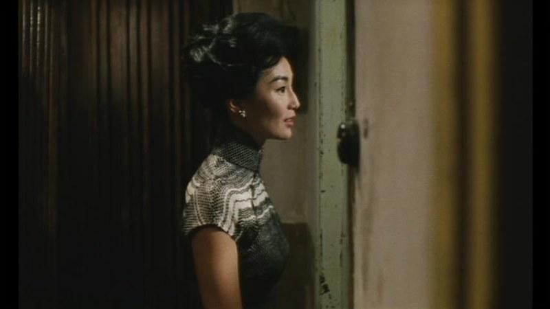 ウォン・カーウァイ『花様年華』のマギーチャン。