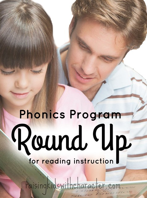Phonics Program Round Up for Reading Instruction