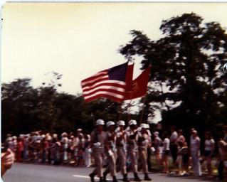 July 3rd Parade 1976