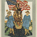 The woman's land army of America. Women enlist now and help the farmer fight the food famine by Boston Public Library
