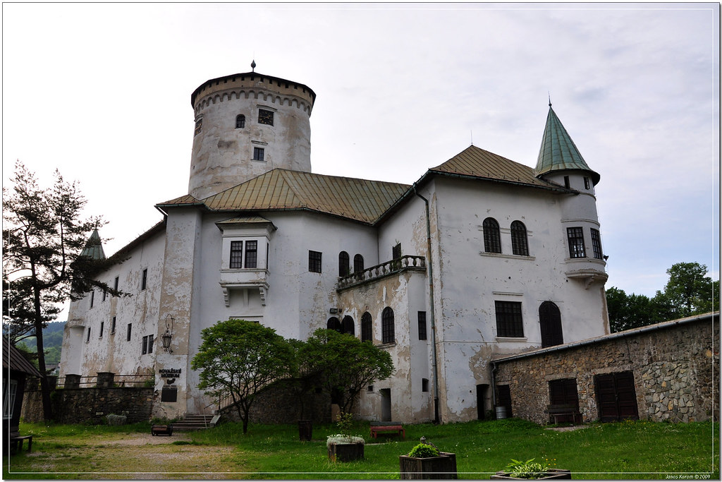 budatin castle, budatinsky zamok, slovak castles, slovakian castles, sightseeing in slovakia, guided tour in slovakia, what to do in slovakia, history of slovakia