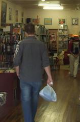 Annerley Community Bookshop, Ipswich Rd, Annerley Junction, Brisbane, Queensland, Australia 090617-3