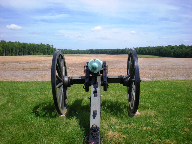 Malvern Hill, Civil War Battlefield, RIchmond National Battlefield