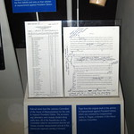 Washington DC - National Museum of American History: Clinton impeachment