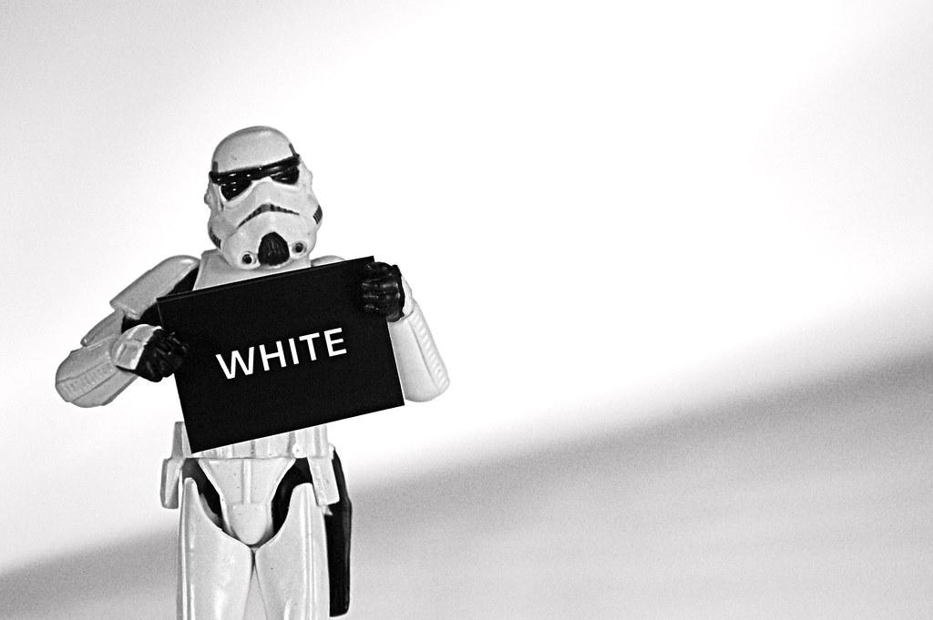 Imperial Art Appreciation: White