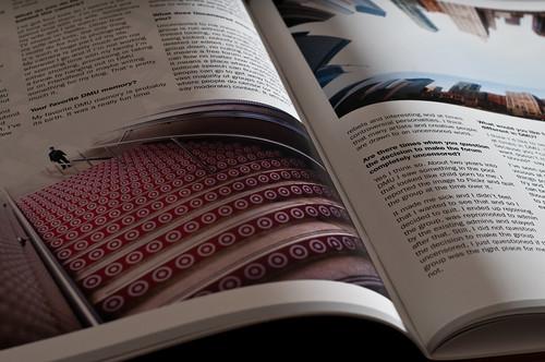 Inside DMU Magazine, by Ivan Makarov, 2