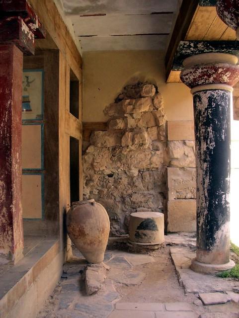 The Queen's Megaron, Knossos