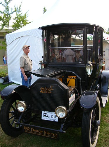 1912 Detroit Electric