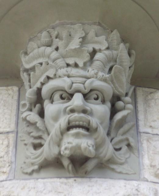 green man - historisches museum bern