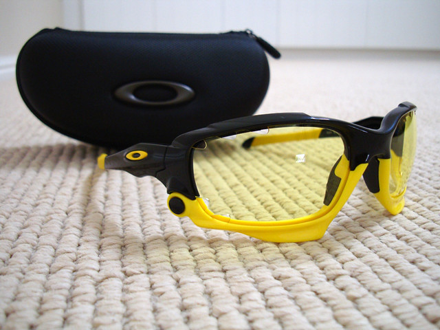 7aba51dfe89 Oakley Jawbone – Livestrong Yellow   Black Frame Only! – Singletrack ...