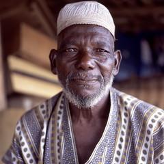 Ivory Coast - Fisherman