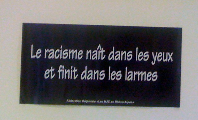Honis sois-tu, racisme | Flickr - Photo Sharing!
