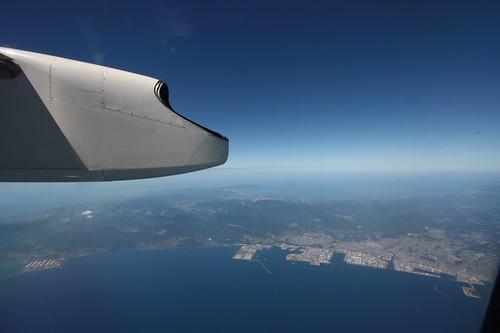 From Kagoshima to Tanegashima