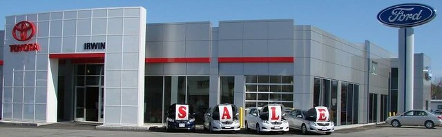 NH Toyota Ford Dealer Irwin Zone